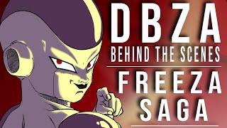 Dragon Ball Z Abridged: Behind The Scenes | The Freeza Saga