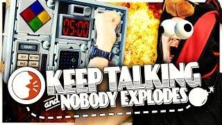ROZBRAJANIE BOMBY NA OCULUS RIFT - Keep Talking and Nobody Explodes VR z Neskotem