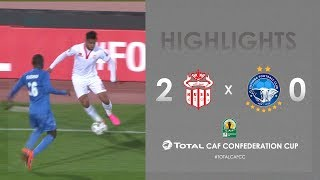 Hassania US Agadir 2-0 Enyimba FC | HIGHLIGHTS | Match Day 1 | TotalCAFCC