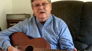 Wayfaring Pilgrim - Old Spiritual sung by Tony Thomas