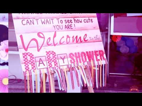 Malti Godh Bharai | Jinal's Baby Shower Highlights | Spice Affair | Decoration | Glorious Events .