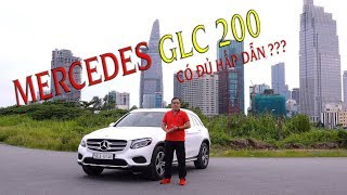 [Autozone.vn] Mercedes-Benz GLC200 giá rẻ có đủ hấp dẫn?