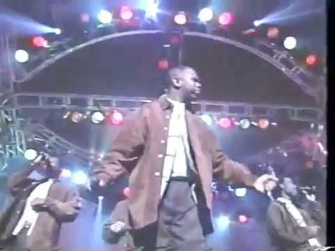 Soul Train 94' Performance - Boyz II Men - On Bended Knee!
