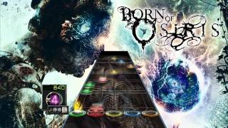 Born Of Osiris - Machine (Guitar Hero 3 Custom Song)