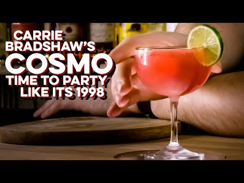 Cosmopolitan | How to Drink