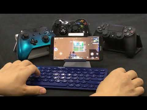android mouse and keyboard apk