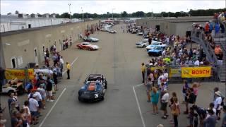 Indianapolis Speedway Gasoline Alley, Vintage Racing