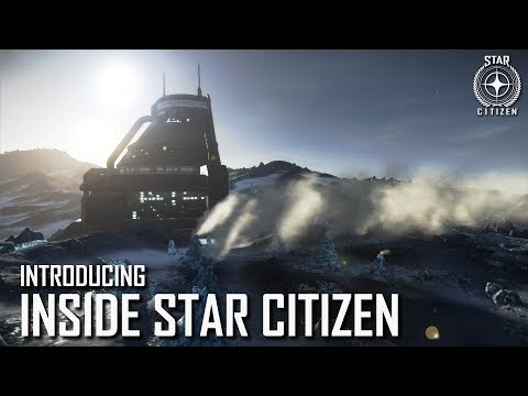 Introducing Inside Star Citizen | 3.5 Ep. 1