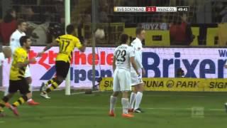 Borussia Dortmund vs. Mainz 05