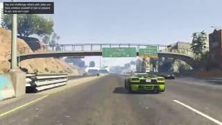 GTA V Online - Phần 1: Vừa vào game đã được anh em VN bảo kê ghê vãi