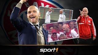 Neuer Bayern-Coach? Das spricht für Erik ten Hag | SPORT1