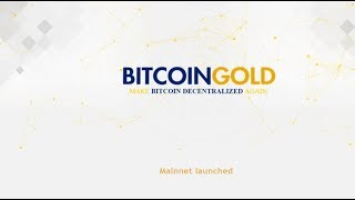 Майнинг Bitcoin gold, пул, кошелек, статистика