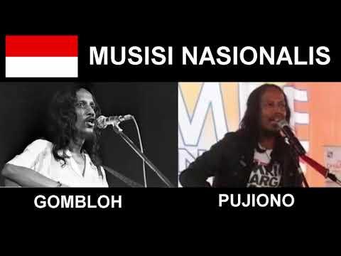 Lagu Nasionalisme Terbaik / Tribute To Gombloh & Pujiono