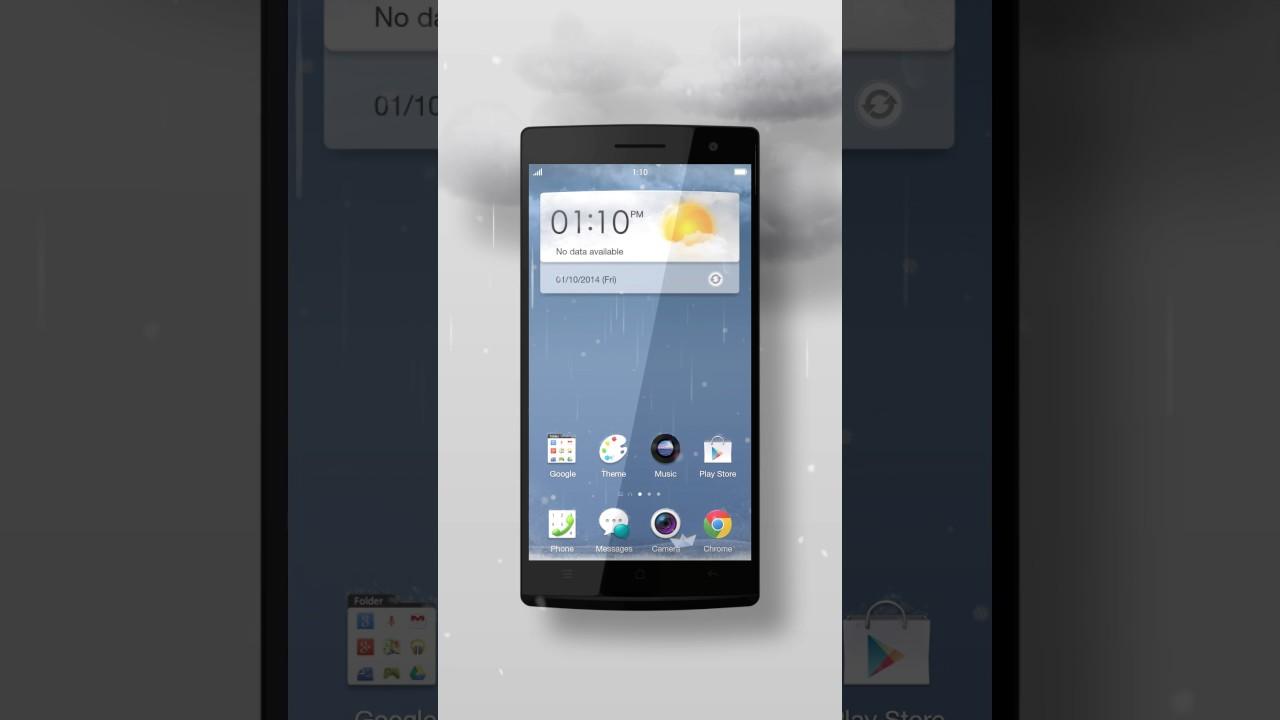 Harga Oppo Find Clover R815 HP RAM 1GB