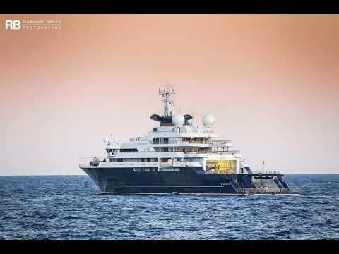 PAUL ALLEN]: his US$ 295,000,000 OCTOPUS Yacht For Sale