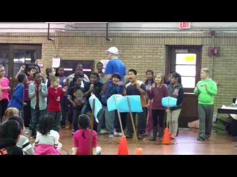 Kishwaukee Elementary School Black History Program 2016