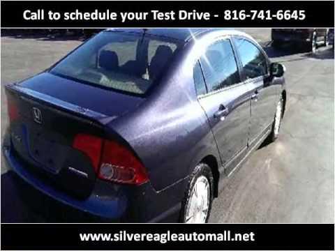 2008 Honda Civic Hybrid Used Cars Kansas City MO
