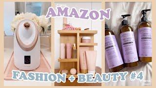 AMAZON MUST HAVES ✨ Fashion + Beauty #4 w/ Links   TikTok Made Me Buy It