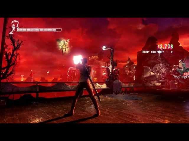 DmC Devil May Cry 3 [2013] Mission One {Savage}(PS3,PC,XBox360)HD #Reg-DWalkThought