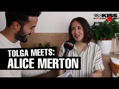 Interview ALICE MERTON: scandalous pics & real roots!