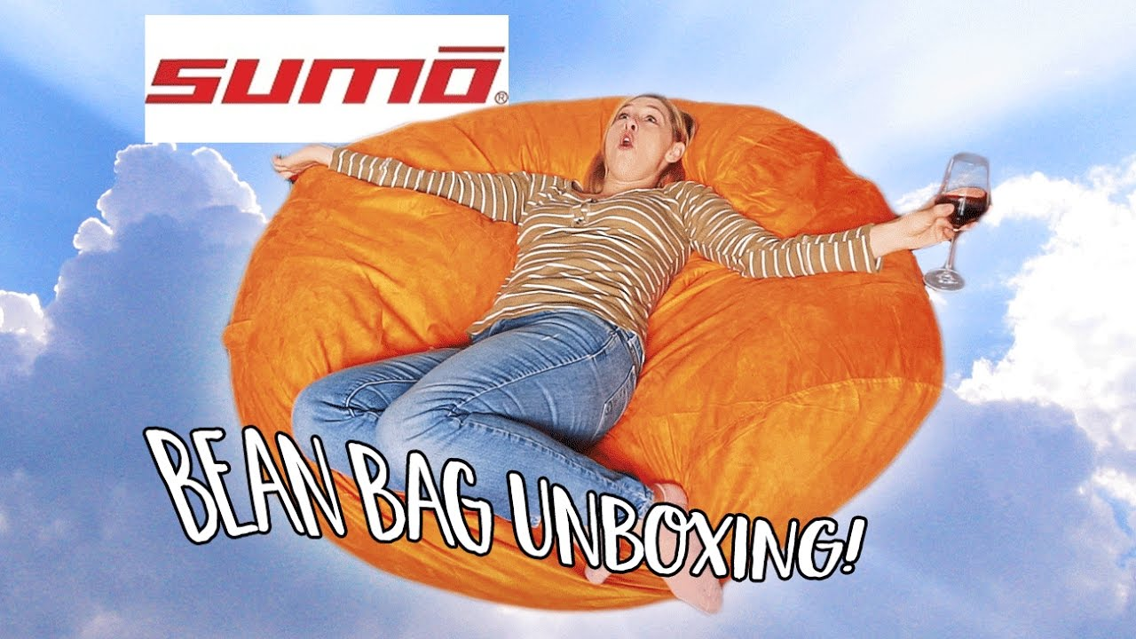 Bean Bag Unboxing Sumolounge Youtube