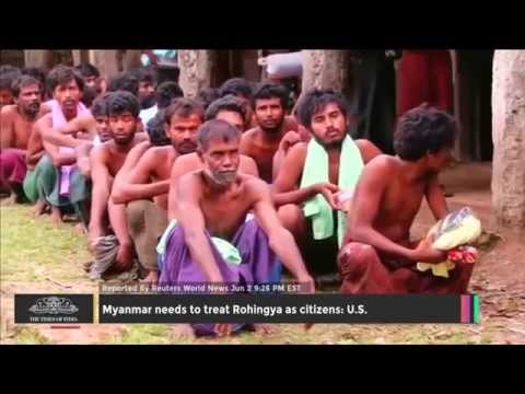 Myanmar Needs to Treat Rohingya as Citizens: U.S.