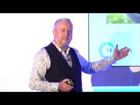 Innovation And Consumer Messages - Simon Smith, CEO Saucy Fish Co.