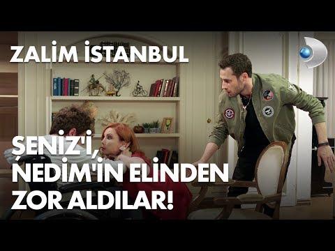 Şeniz'i, Nedim'in elinden zor aldılar! - Zalim İstanbul 7. Bölüm
