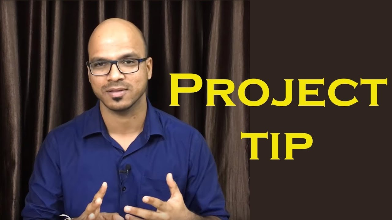 Download Final Year Project Tips