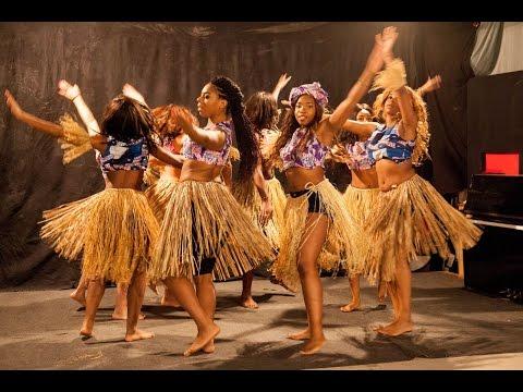 Cinaa Titi - Vidéo Danse africaine Traditionnelle  Buruntuma