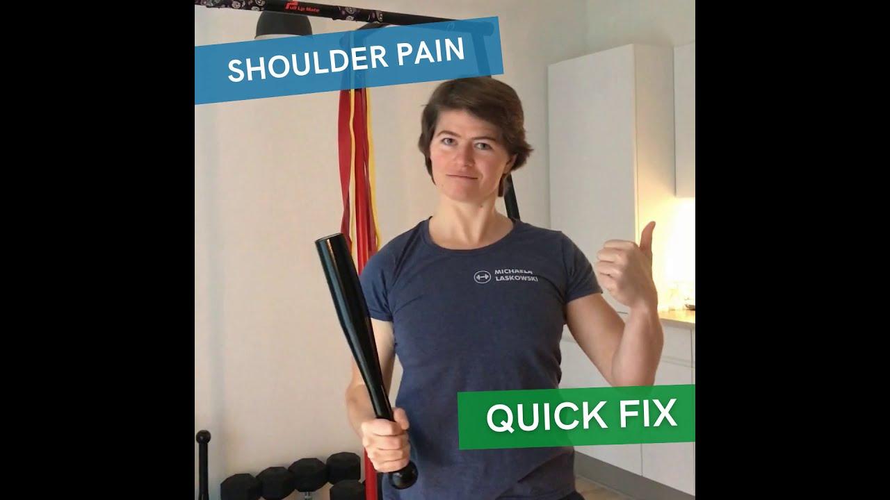 Office Shoulder Quick Fix