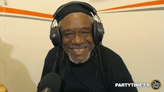 Tomawok, LMK and Horace Andy at Party Time Reggae Radio show - 04 OCT 2015