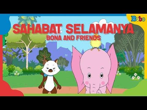 Sahabat Selamanya - Bona dan Rongrong - Dongeng Anak Indonesia - Indonesian Fairytales