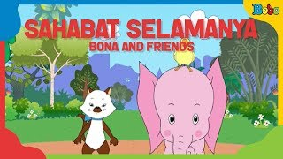 Sahabat Selamanya Bona dan Rongrong Dongeng Anak Indonesia Indonesian Fairytales