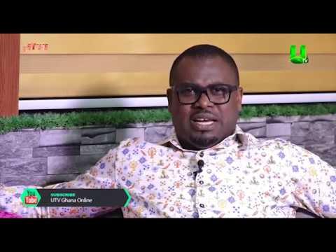 Ebony's father Nana Opoku Kwarteng on ATUU with Abeiku Santana