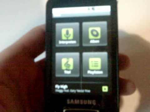 Vorstellung Samsung i7500 Galaxy