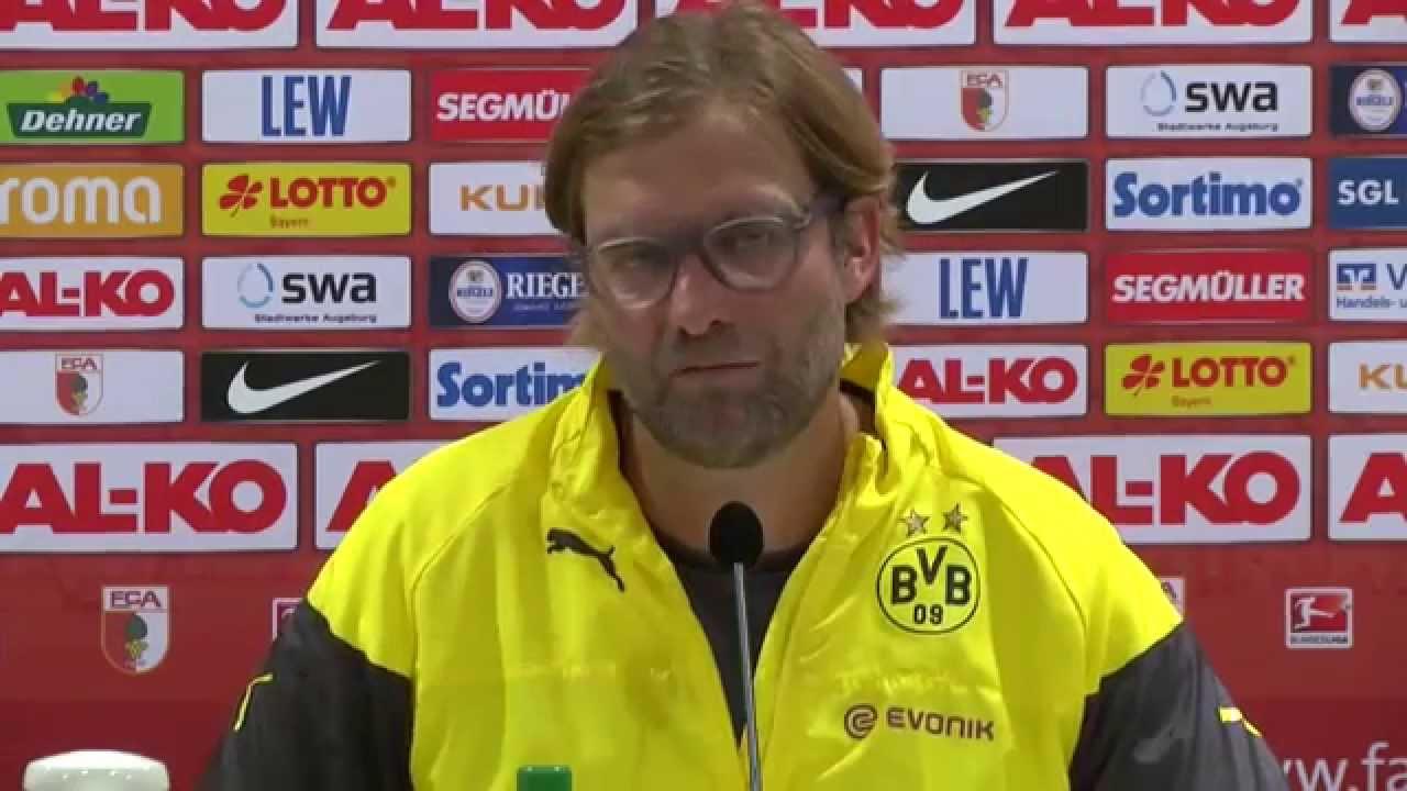 "Jürgen Klopp: ""Kein Auswärtsspiel im Signal Iduna Park"" | Borussia Dortmund - Galatasaray"