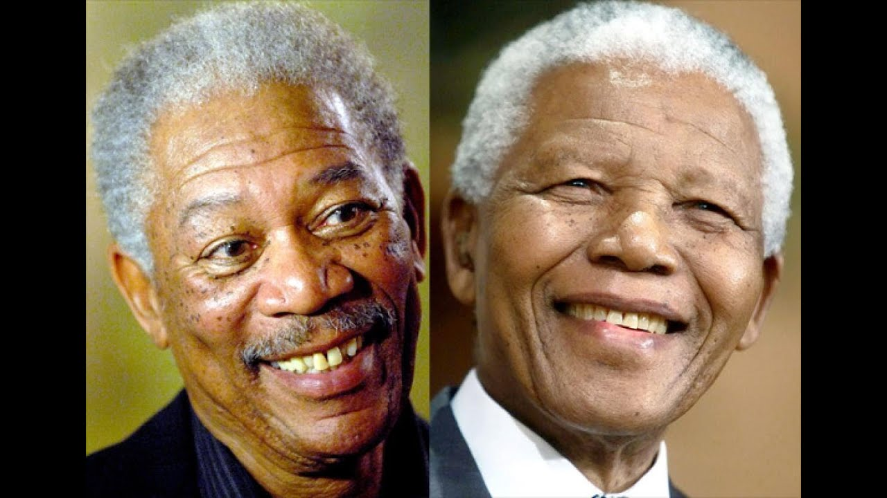 Nelson Mandela Confused with Actor Morgan Freeman on NPR ...