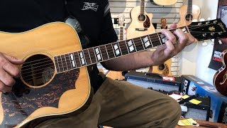 Gibson Sheryl Crow Signature Acoustic