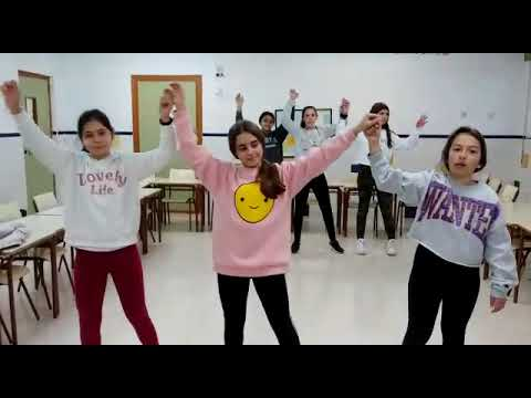 Baile Día De La Paz 2020. Ceip Simón Bolívar