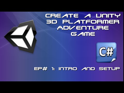 Unity 3D Platformer/Adventure Game Tutorial 1: Intro and ...