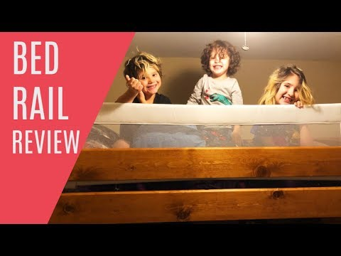 Safety Bed Rails for Kids Review