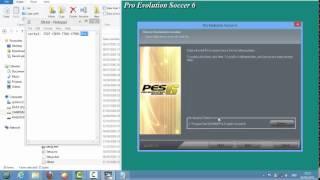 Cara Instal PES 2006 di LAPTOP atau PC