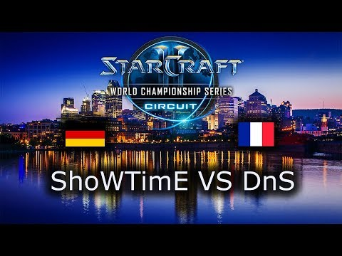 DnS VS ShoWTimE - PvP - Ro16 - WCS Montreal 2018 - polski komentarz