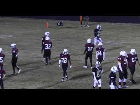 20201112   West Creek Middle School Varsity Football v  Kenwood   Championship Game Highlights