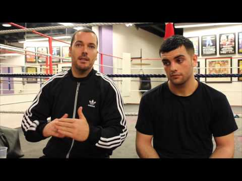RISING STAR JACK CATTERALL & LEE BEARD - 'IM READY TO FIGHT ANYONE IN THE DIVISION'