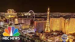 Empty Las Vegas Casinos At Center Of Clash Over Reopening   NBC Nightly News