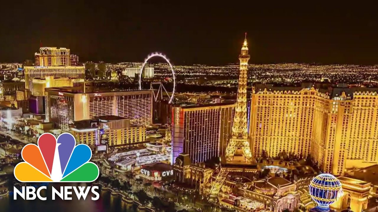 Empty Las Vegas Casinos At Center Of Clash Over Reopening Nbc Nightly News Youtube