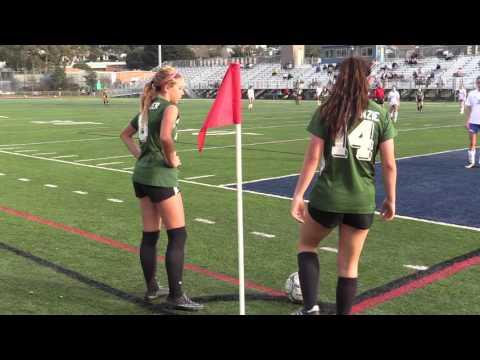 2016 Girls Soccer - CIF Playoffs - Second Round - Royal High vs El Segundo