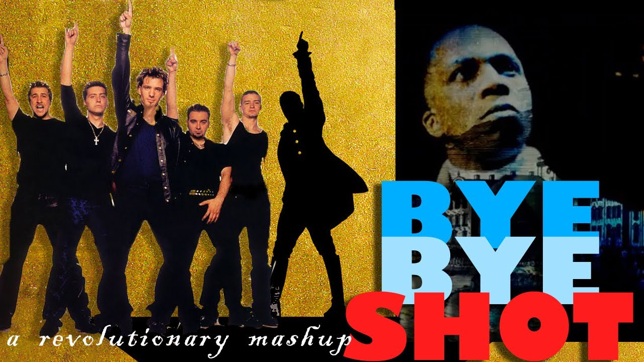Lin'Sync - Bye Bye Shot (Hamilton x N'Sync mashup)